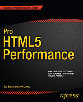 A book called Pro HTML5 Performance